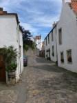 A street in Culross