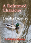 Cover for A Reformed Character - duck with reflection in water