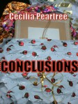 Cover design for Conclusions - Christmas paper