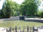 Agde - round lock