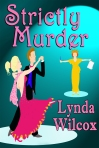 Book cover for 'Strictly Murder'
