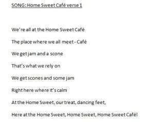 Scone song