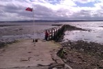 An old pier at Culross