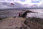 An old pier at Culross