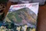 Diary 2014