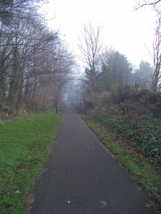 foggy-path