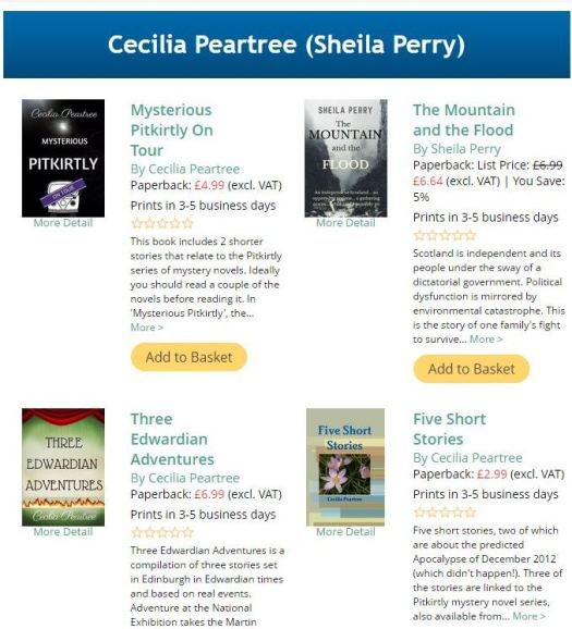 lulu author spotlight books only